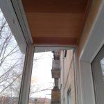 Отделка балконов и лоджий 15