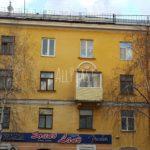 остекление маленького балкона 12