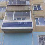 Остекление балкона 18