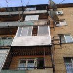 остекление балкона объект 6